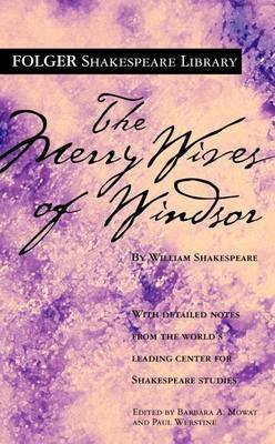 The Merry Wives of Windsor (Electronic book text): William Shakespeare