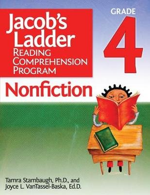 Jacob's Ladder Reading Comprehension Program Nonfiction, Grade 4 (Paperback): Joyce Van Tassel-Baska, Tamra, Ph.D....