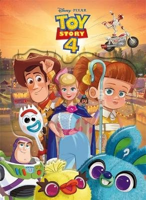 Disney Pixar Toy Story 4 (Hardcover): Igloo Books