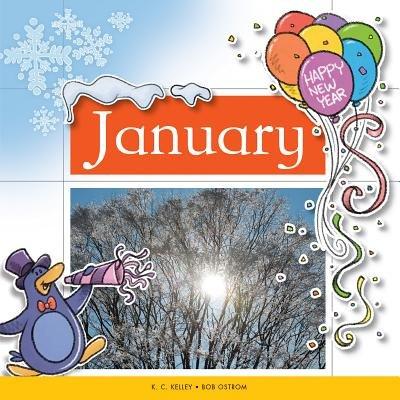 January (Hardcover): K. C Kelley