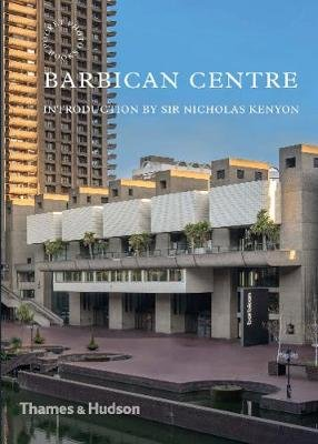 Barbican Centre (Paperback): Harry Cory-Wright