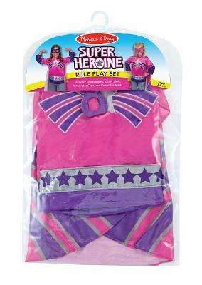 Super Heroine Role Play Set: Melissa & Doug