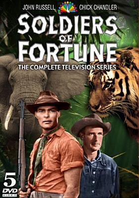 Soldiers of Fortune (Region 1 Import DVD):