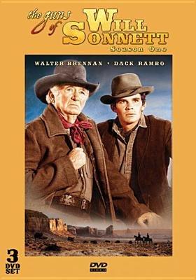 The Guns of Will Sonnett: Season 1 (Region 1 Import DVD):