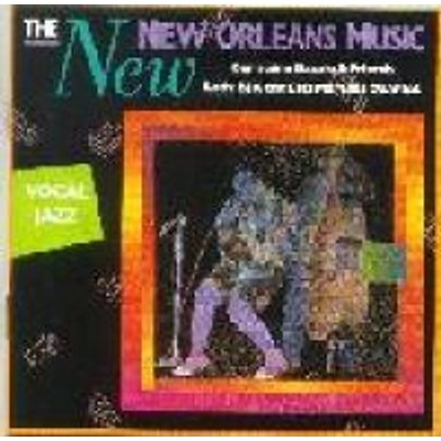 Germaine Bazzie / Lady Bjellis Marsali - New New Orleans Music (CD): Germaine Bazzie, Lady Bjellis Marsali