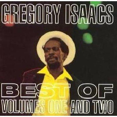 Gregory Isaacs - Vol. 1-2-Best Of Gregory Isaac CD (1992) (CD): Gregory Isaacs