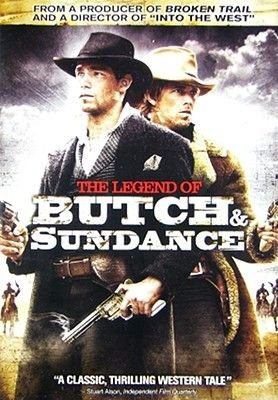 Legend of Butch and Sundance (Region 1 Import DVD): Rogers David