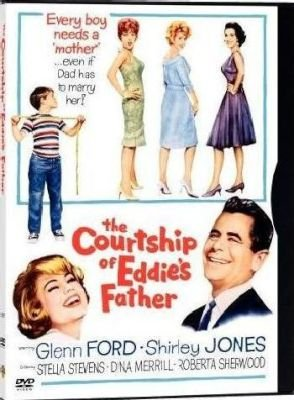 The Courtship of Eddie's Father (Region 1 Import DVD): Glenn Ford, Shirley Jones, Vincente Minnelli
