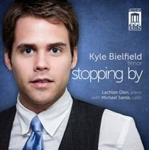 Various Artists - Kyle Bielfield: Stopping By (CD): Kyle Bielfield, Mark Abel, Samuel Barber, Amy Beach, Irving Berlin, Leonard...