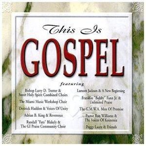 This Is Gospel CD (2001) (CD): Various Artists