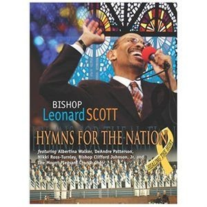 Scott L-Bishop Leonard Scott-Hymns For the Nation (Region 1 Import DVD): Dr. Leonard Scott