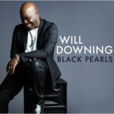 Will Downing - Black Pearls (CD): Will Downing