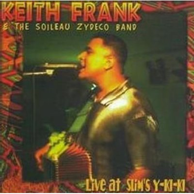 Keith Frank - Live At Slim's Y-Ki-Ki (CD): Keith Frank