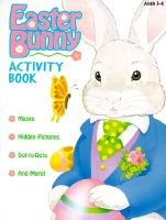 Easter Bunny Activity Book (Paperback, Illustrated edition): Brighter Vision