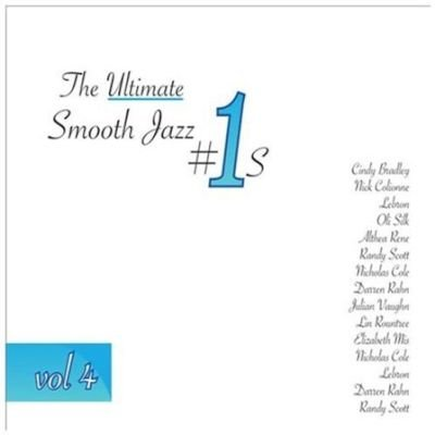 Ultimate Smooth Jazz 1's V4 CD (2015) (CD):