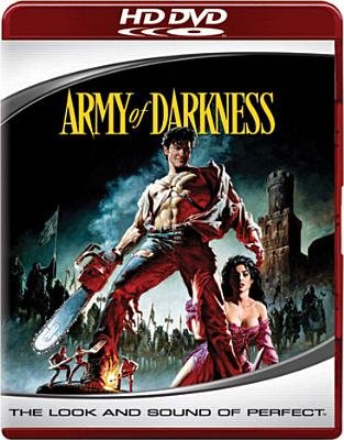 Army of Darkness (HD DVD):