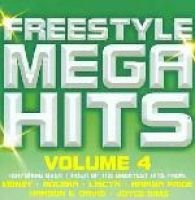 Freestyle Mega Hits 4 (CD): Various Artists