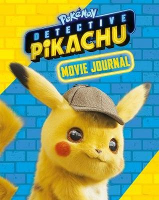 Pokemon Detective Pikachu Movie Journal (Hardcover, Movie Tie-In): Scholastic, Charlie Wilson