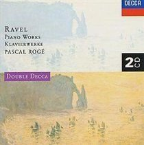 Various Artists - Ravel: Piano Works (CD): Maurice Ravel, Pascal Roge, Denise-Francoise Roge
