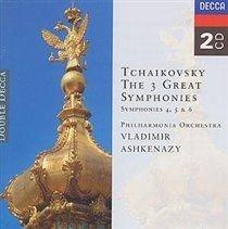 Various Artists - Tchaikovsky: Symphonies 4-6 (Philharmonia Orchestra/ Ashkenazy) (CD, Imported): Pyotr Ilyich Tchaikovsky,...