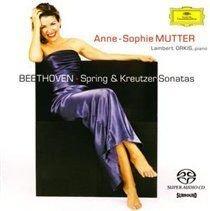 Various Artists - Violin Sonatas Nos. 5 and 9 (Mutter, Orkis) [sacd/cd Hybrid] (CD): Ludwig Van Beethoven, Anne - Sophie...