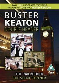 Buster Keaton: The Railrodder/The Silent Partner (DVD): Buster Keaton, Zasu Pitts, Joe E. Brown, Jack Elam, Bob Hope, Evelyn...