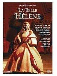 Vasselina Kasarova / Deon Van Der Walt - La Belle Helene-Jacques Offenbach/Zurich Opera House (Region 1 Import DVD): Vasselina...