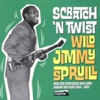 Wild Jimmy Spruill - Scratch 'N Twist (CD): Wild Jimmy Spruill