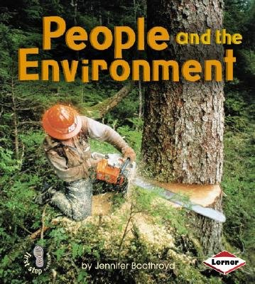 People and the Environment (Hardcover): Jennifer Boothroyd
