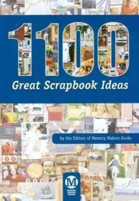 1100 Great Scrapbook Ideas (DVD-ROM): Makers Memory