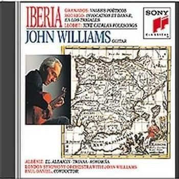 John Williams / Williams (Gtr) - Iberia (CD): John Williams, Williams (Gtr)