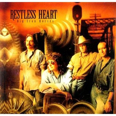 Restless Heart - BIG IRON HORSES CD (2007) (CD): Restless Heart