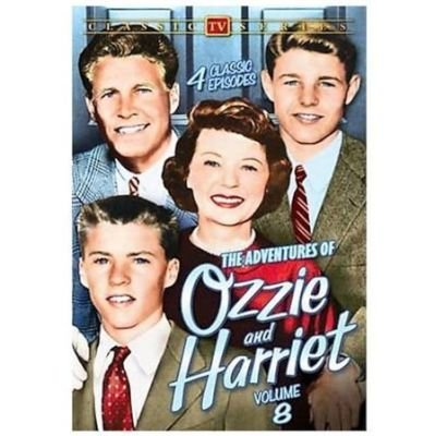 Adv of Ozzie and Harriet-V08 (Region 1 Import DVD):