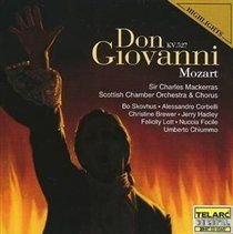 Various Artists - Don Giovanni Highlights (Mackerras, Scottish Chamber Orch.) (CD): Wolfgang Amadeus Mozart, The Scottish...
