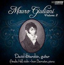 Various Artists - Mauro Giuliani (CD): Mauro Giuliani, David Starobin, Amalia Hall, Inon Barnatan