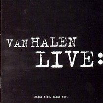Andy Johns - Van Halen Live: (Right Here, Right Now) (CD, Imported): Andy Johns, Van Halen