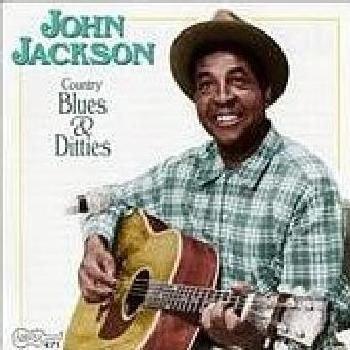 John Jackson - Country Blues & Ditties (CD): John Jackson