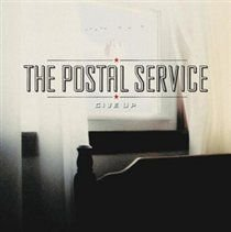 The Postal Service - Give Up (Vinyl record): The Postal Service