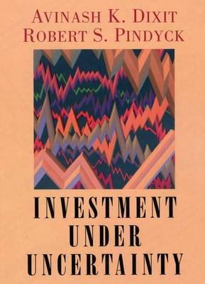 Investment Under Uncertainty (Electronic book text, Course Book ed.): Robert K. Dixit, Robert S. Pindyck