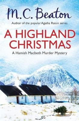 A Highland Christmas (Paperback): M.C. Beaton