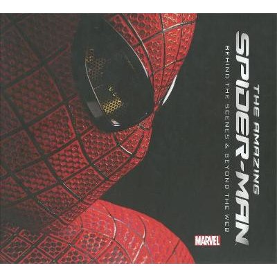 The Amazing Spider-Man - Art of the Movie Slipcase (Hardcover): Marvel Comics