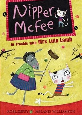 In Trouble with Mrs. Lulu Lamb (Paperback): Rose Impey