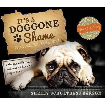 It's a Doggone Shame - Curious Canine Crimes and Catastrophes (Paperback): Shelly Schulthess Barson