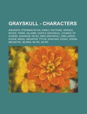 Grayskull - Characters - Ancients, Eternian Royal Family