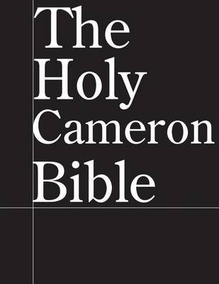 The Holy Cameron Bible (Paperback): Jussle Bears