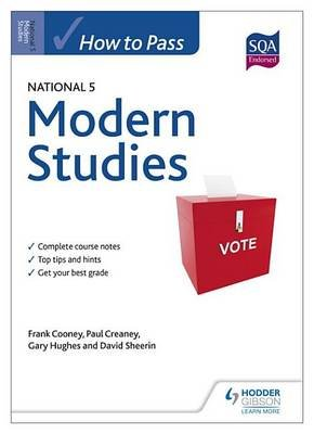 How to Pass National 5 Modern Studies (Electronic book text, Digital original): Paul Creaney, Frank Cooney