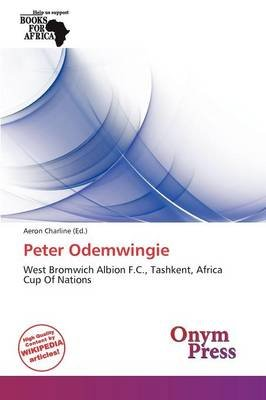 Peter Odemwingie (Paperback):