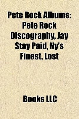 Pete Rock Albums - Pete Rock Discography, Jay Stay Paid, NY's Finest, Lost & Found: Hip Hop Underground Soul Classics,...