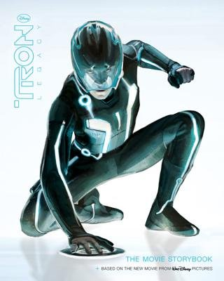 Tron Legacy: The Movie Storybook (Paperback): James Ponti