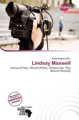 Lindsay Maxwell (Paperback): Jerold Angelus